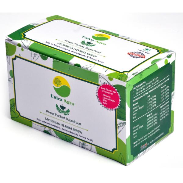 Moringa Herbal Brews - Assorted Box